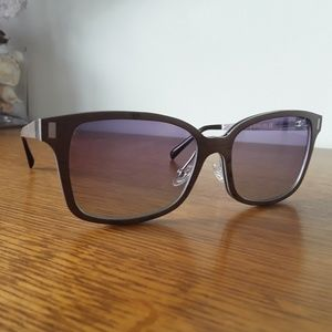 Gold & Wood Orion Luxury  Sunglasses